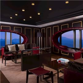 Lounge on the 29th floor
